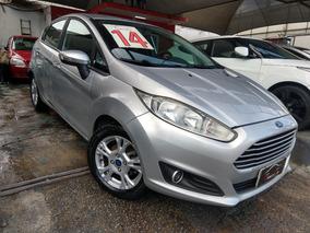 Ford Fiesta 1.6 Rocam Se Plus Flex 5p