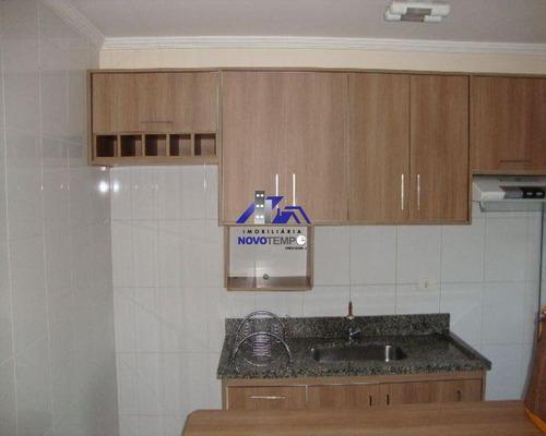 Apartamento Residencial À Venda, Jardim Tupanci, Barueri. - Ap0063 - 67873716
