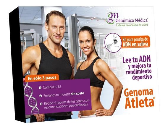 Genoma Atleta Optimiza Tu Desempeño Atlético