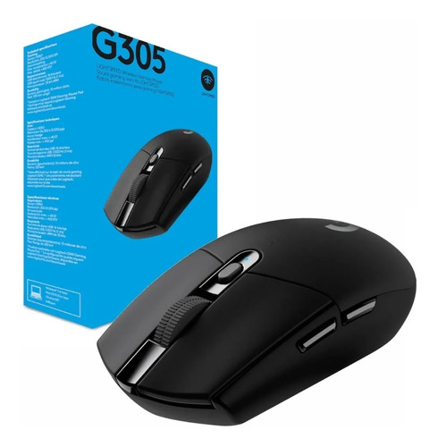 Mouse Gamer Logitech G305 Inalambrico. Iva Incluido Gaming