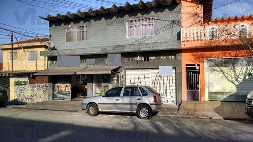 Imagem 1 de 9 de Salão Comercial Em Jardim Das Flores  -  Osasco - 28014