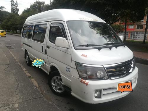 Camioneta Escolar. Jinbei-2015