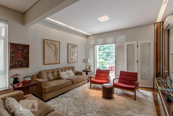 Apartamento No 1º Andar Mobiliado Com 2 Dormitórios E 1 Garagem - Id: 892975142 - 275142