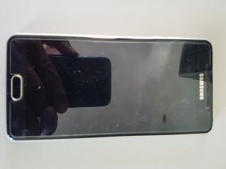Celular Samsung A5 16gb Dourado Com Película