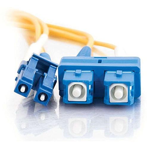 Imagen 1 de 4 de Cable De Fibra Optica C2g 26260 Os2 - Cable De Fibra De Pvc