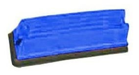 Farol . Lateral. Rectangular. Fino Azul