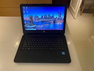 Notbook Hp Intel Celeron 240 G5!!