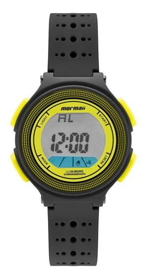 Relógio Infantil Unissex Mormaii Fun Mo0974d/8y 35mm Preta