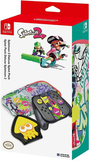 Splatoon 2 Deluxe Splat Pack (hori) - Nintendo Switch