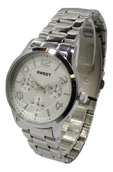 Reloj Sweer Sofía Blue Acero Mujer Garantía Tienda Oficial