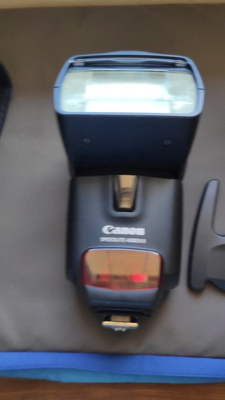 Canon Flash 430 Ex Ii- Venda Ou Troca Por Lente