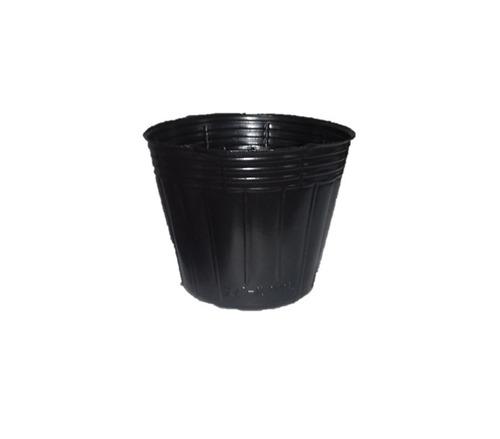 100 Macetas Negras 15cm Economicas Para Uso De Vivero