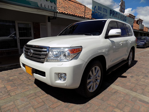 Toyota Land Cruiser Sahara Imperial 4461cc At 4x4