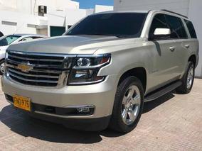 Chevrolet Tahoe Como Nueva. Comprada En Concesionario.