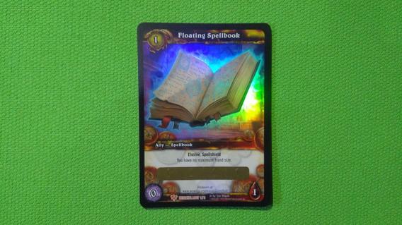 Wow Card Tcg Pet - Grimório Soprante / Gusting Grimoire