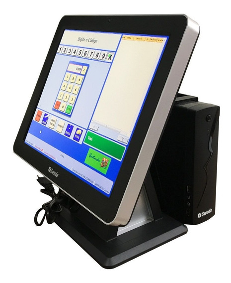 Computador Touch Screen Sweda Spt 2500 *