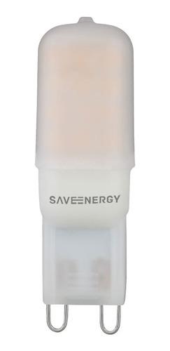 Lâmpada Led G9 4000k 2w 127v Saveenergy Se-265.1450
