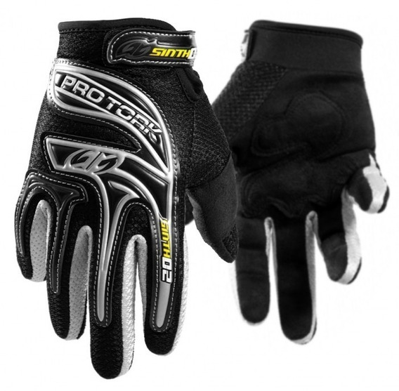 Luva Pro Tork Shinth 02 Motocross Trilha Promoção