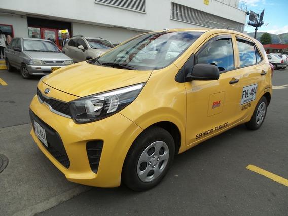 Kia Picanto Ekotaxi Taxis