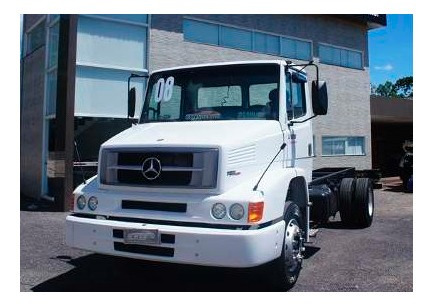 Mercedes 1318