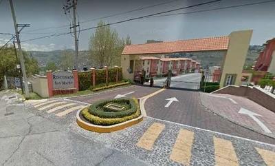 Gran Casa En Remate Bancario En Naucalpan