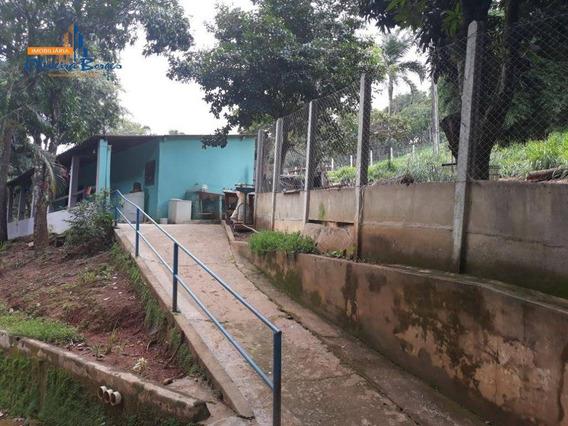 Sítio À Venda Com 3 Dormitórios 27000 M² Por R$900.000 - Vila São Vicente - Anápolis/go - Si0001