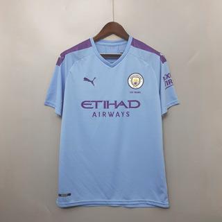 Camisa Manchester City 2019/2020 Pronta Entrega