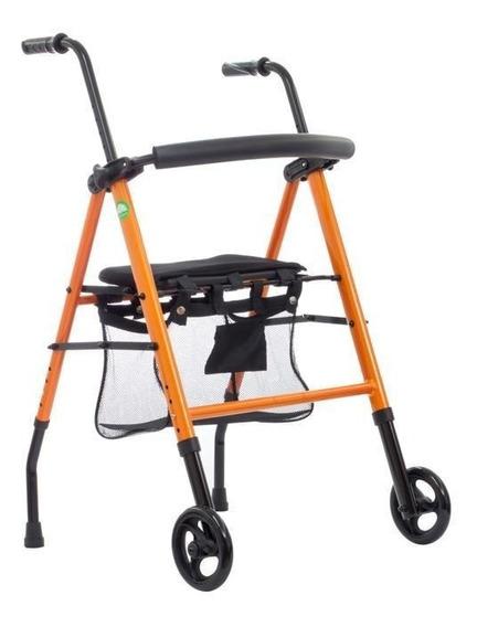 Andadera Con Ruedas Sencilla Deportiva - Eko-mobility
