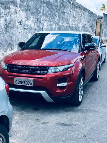 Land Rover Evoc Ano 2013