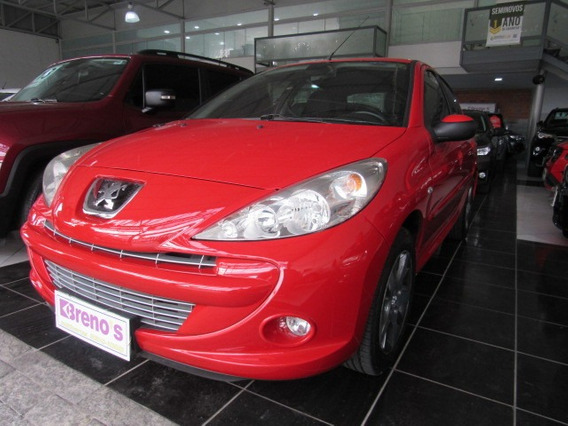 Peugeot 207 Hatch Xr Sport 1.4 8v (flex) Flex Manual