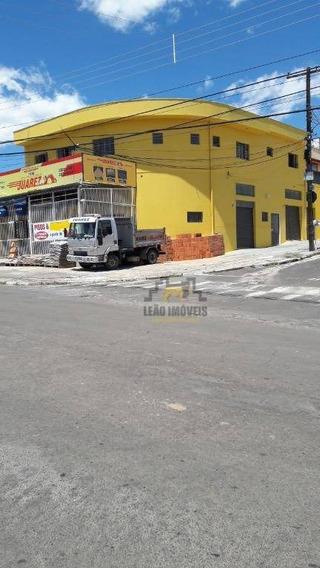 Galpão/barracão/prédio Comercial Para Venda - Parque Jambeiro - Campinas - Ba0131