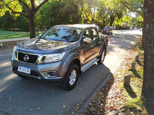 Nissan Np300 2017 2.3 Frontier Xe Cd 4x4 Mt