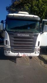 Scania 124 380 4x2 Ano 2008/2008