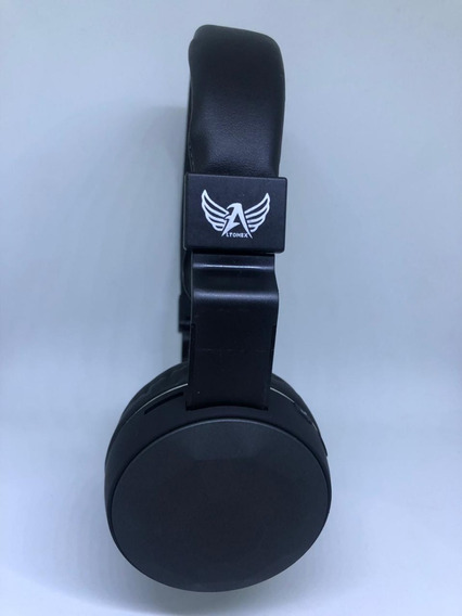 Fone Wireless Headphone A856 Altomex Bluetooth Sd Sem Fio