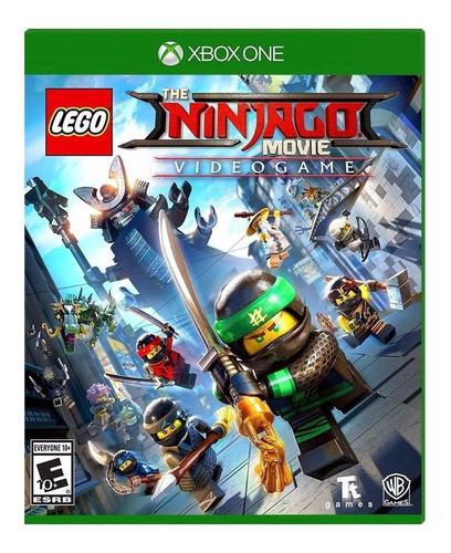 Imagen 1 de 4 de LEGO NINJAGO Movie Video Game Warner Bros. Xbox One Físico