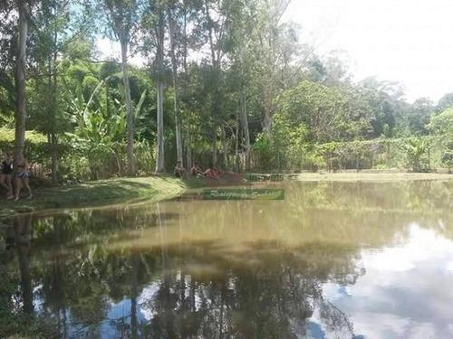 Imagem 1 de 8 de Chácara Com 3 Dormitórios À Venda, 6000 M² Por R$ 600.000,00 - Tanque - Atibaia/sp - Ch0608