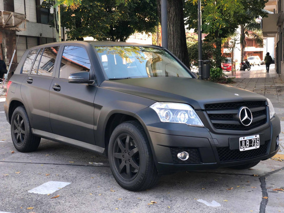Mercedes-benz Clase Glk 3.0 Glk300 4matic City 231cv At 2011