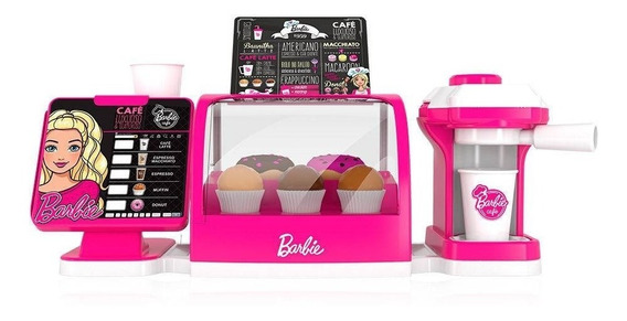 Barbie Cafeteira Fabulosa - Fun 81699