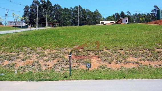 Terreno Residencial À Venda, Recanto Das Flores, Pinhalzinho. - Te0107