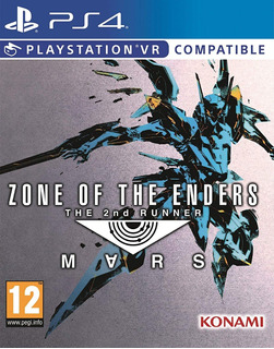 Zone Of The Enders The Second Runner Mars Ps4 Vr Nuevo Sella