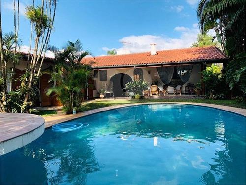 Casa Terrea  A Venda Em Interlagos Maravilhosa - 375-im386866
