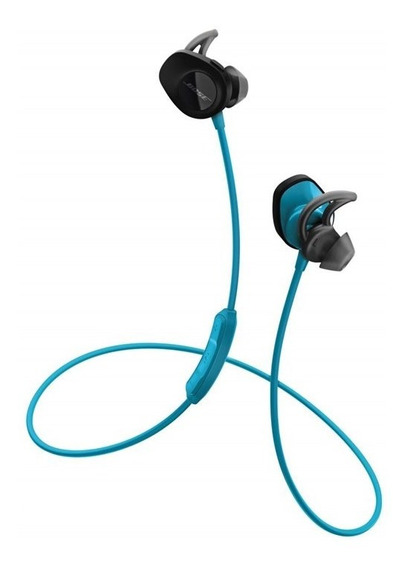 Fones De Ouvido Sem Fio Soundsport, Bose, Azul