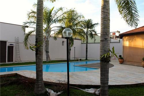 Casa Com 3 Dormitórios À Venda, 348 M² Por R$ 1.400.000,00 - Terras Do Engenho - Piracicaba/sp - Ca0783