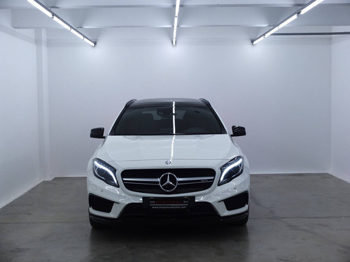 Mercedes-benz Gla 45 Amg 2.0 16v Turbo Gasolina 4p