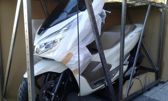 Honda Pcx 150 Scooter Nuevo! Ahora 12/18 Centro Motos-
