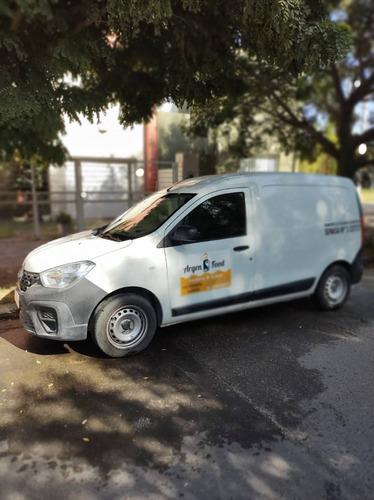 Renault Kangoo Ii Exp. 1.6 Con Equipo De Frio