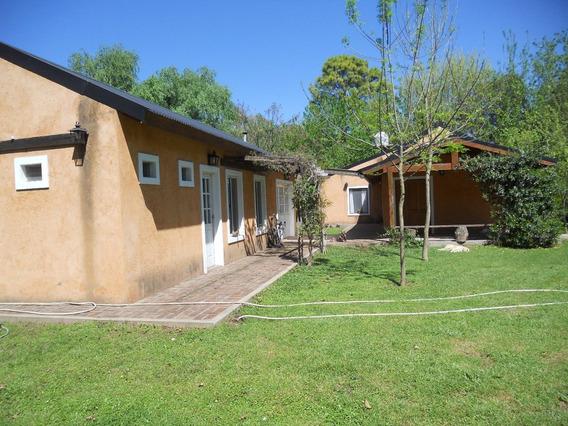 Dueño Vende Urg. Casa, Club De Campo El Moro. Perm. Morón
