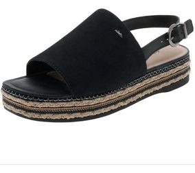 Sandáliafeminina Avarca Flatform Conforto Dakota Z3772