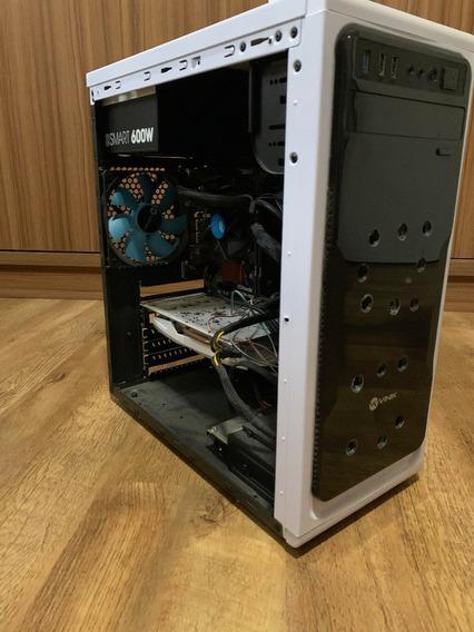 Pc I5 8ªgeração 8gb Ram Hd 1tb + 250ssd Geforce 1050ti 4gb