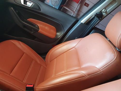 Ford Fiesta 2014 Modelo 2015 - Powershift